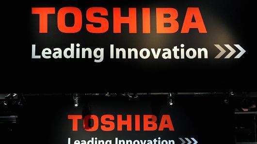 Toshiba bán bộ phận cảm biến ảnh cho Sony