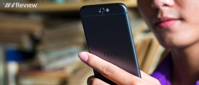 Trên tay HTC One A9 tại Việt Nam