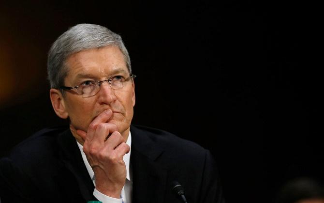 Bộ Tư pháp Mỹ kiện Apple vì tội... không chịu mở khoá iPhone 5s