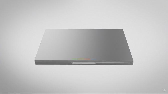 Sau khi ra mắt chiếc laptop chạy Android đầu tiên, Google cũng sẽ kết hợp Chrome OS vào Android.