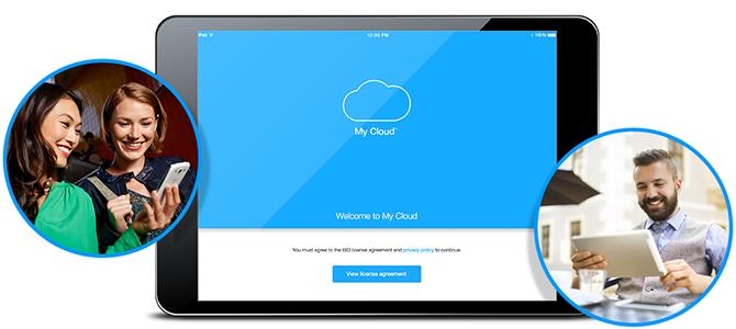 3 điểm nhấn của hệ điều hành WD My Cloud OS 3