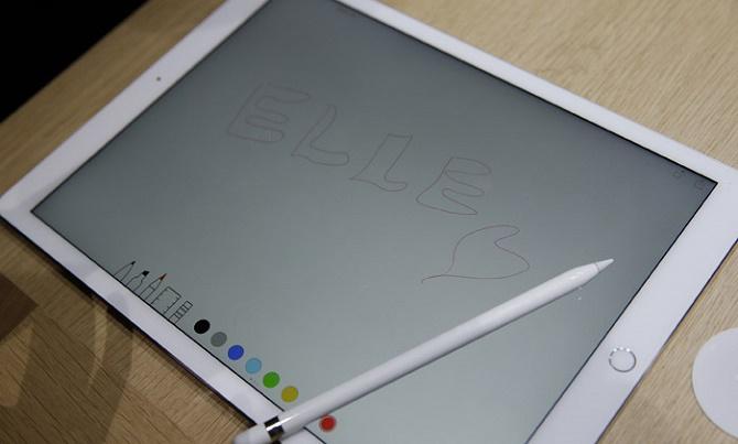 iPad Pro sẽ lên kệ vào ngày 11/11, giá từ 800 USD