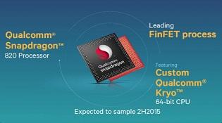 Dế Lumia 2016 sẽ dùng Snapdragon 820?