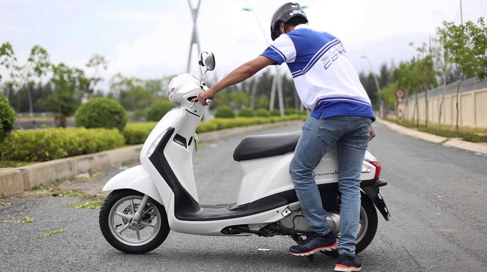 Các bước kiểm tra sau khi chạy rốt-đa xe máy