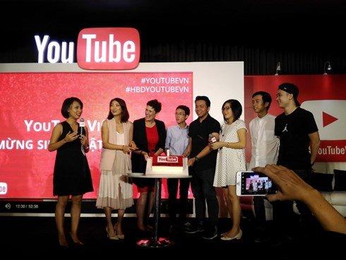 Việt Nam lọt top 10 quốc gia xem YouTube nhiều nhất thế giới