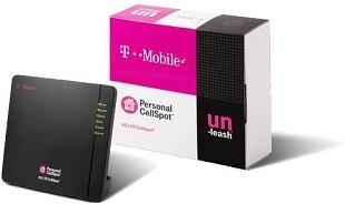 """T-mobile miễn phí """"trạm"""" phát sóng 4G LTE trong nhà"""