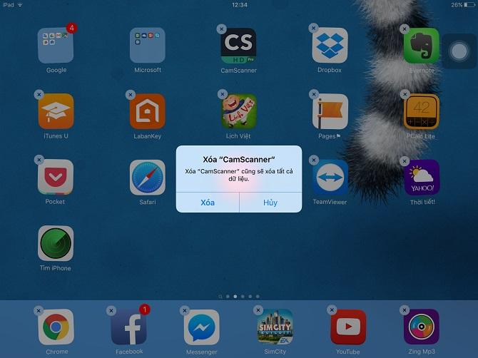 Hướng dẫn chặn iTunes tự động cài lại app trên iPhone/iPad