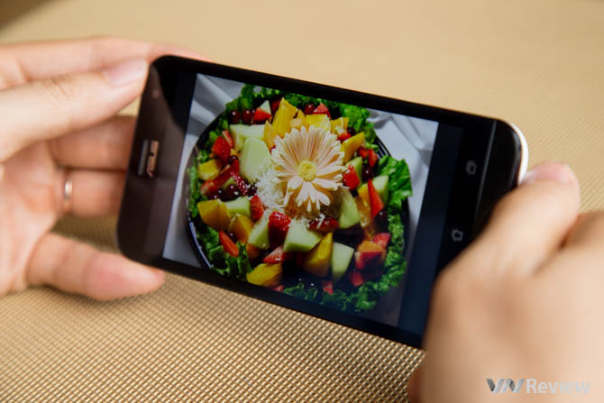 Đánh giá nhanh Asus ZenFone 2 Laser