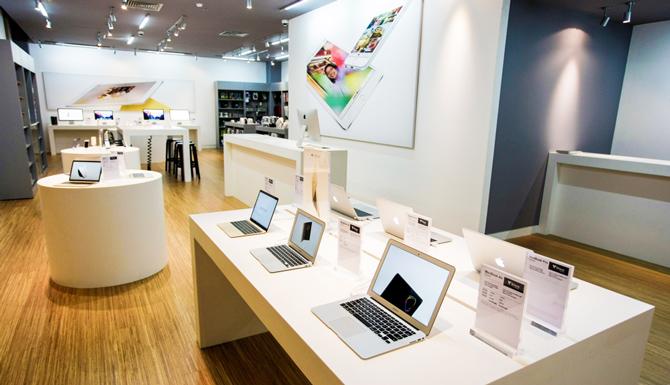 Viễn Thông A sắp khai trương V-Store, chuyên cho Apple