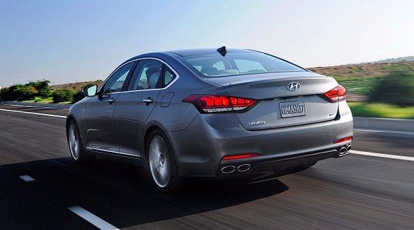 Hyundai ra mắt thương hiệu xe sang Genesis