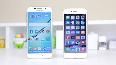 Giá iPhone 6, Galaxy S6 qua sử dụng về mức 8 triệu đồng