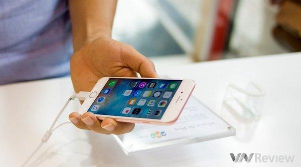 FPT Trading công bố giá iPhone 6s chính hãng