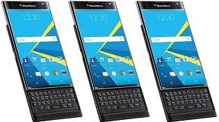 Một số ứng dụng của BlackBerry Priv có thể chạy trên smartphone Android khác