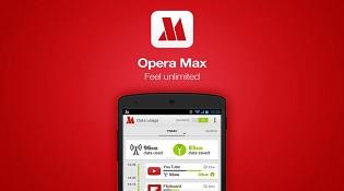 Opera Max sẽ có mặt trên 100 triệu điện thoại Android vào năm 2017