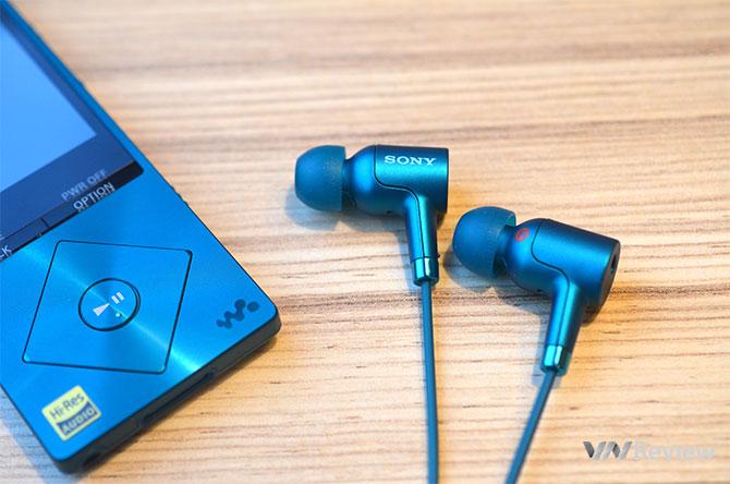 Trải nghiệm nhanh 2 tai dòng h.ear mới và máy nghe nhạc NW-A20 của Sony