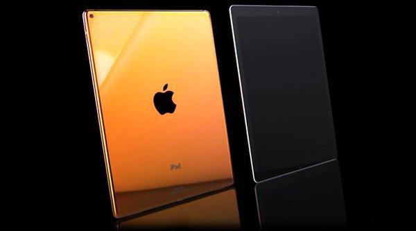 iPad Pro đã bắt đầu cho đặt hàng trước, có bản vàng hồng