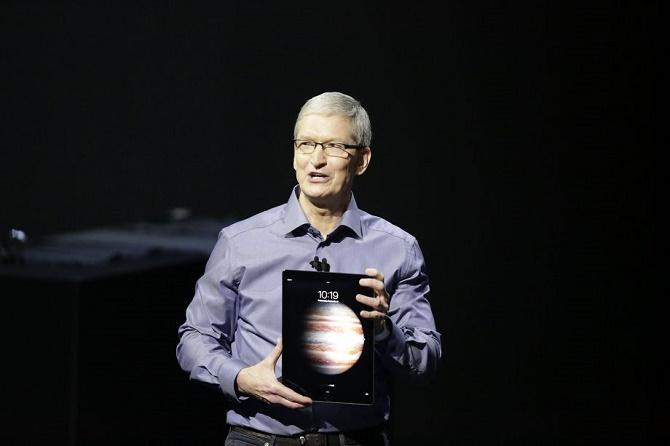 Theo lời vị CEO của Apple, iPad Pro sẽ là một lựa chọn thay thế hoàn hảo cho những chiếc PC đầy đủ.