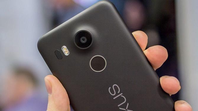 Nexus 5X mắc lỗi dễ chụp ảnh ngược