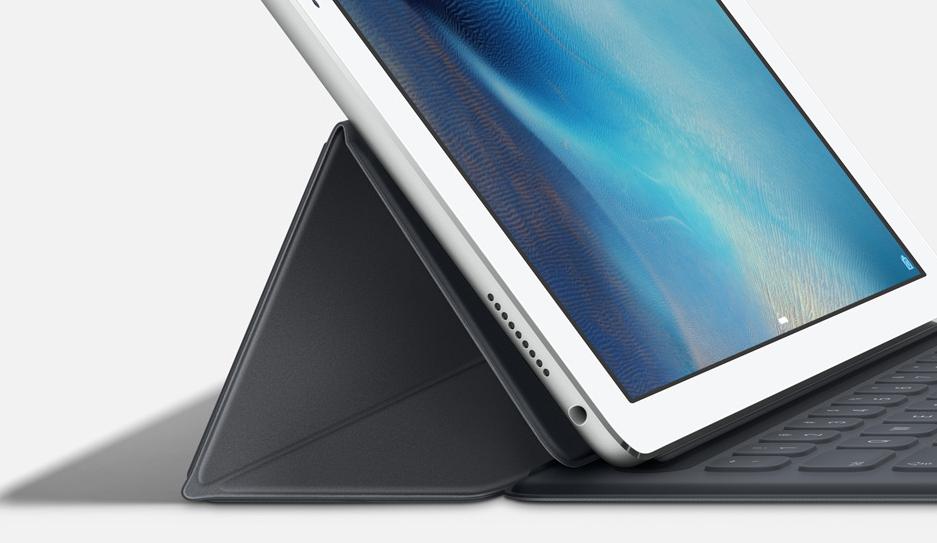 Vì sao iPad Pro không thể thay thế laptop? 1464780