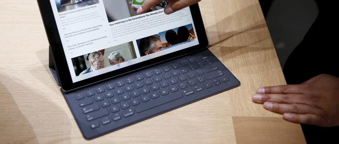 Vì sao iPad Pro không thể thay thế laptop?