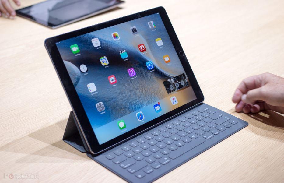 Vì sao iPad Pro không thể thay thế laptop? 1464793