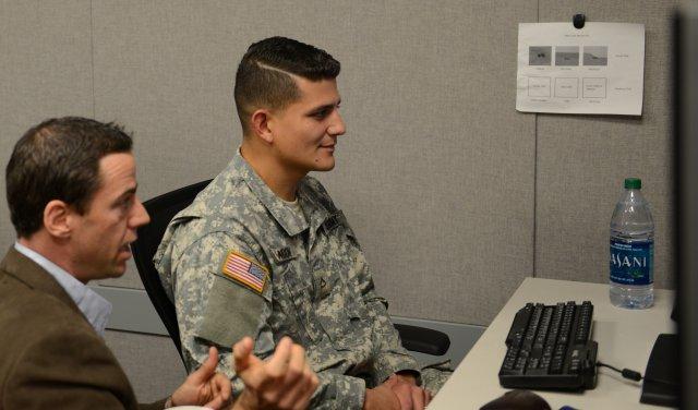 Phòng nghiên cứu MIND của Quân đội Mỹ đang là đơn vị phát triển công nghệ này.