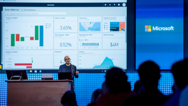 Microsoft đặt máy chủ tại Đức để… tránh tình báo Mỹ