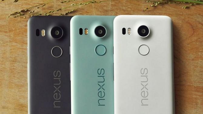 Dung lượng mà bạn được quyền sử dụng trên chiếc Nexus 5X chỉ là hơn 10GB.