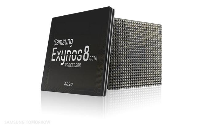 Cũng giống như Exynos 7420, dòng chip mới ra mắt của Samsung được chế tác trên chu trình 14nm FinFET.