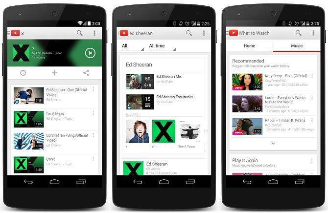 Phiên bản YouTube chuyên về âm nhạc sẽ có giá ngang ngửa với Apple Music.