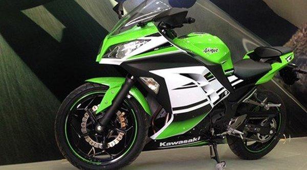 Motor PKL của Kawasaki Việt Nam giảm giá mạnh