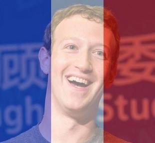 Hướng dẫn đổi avatar đồng cảm với người dân Pháp