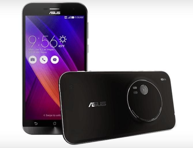 Asus chuẩn bị bán ZenFone Zoom tới tay người dùng