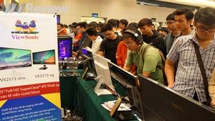 Sôi nổi sự kiện Intel Enthusiast Day 2015