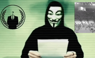 Anonymous tuyên chiến với IS: Khi nỗi đau lên tới cực điểm