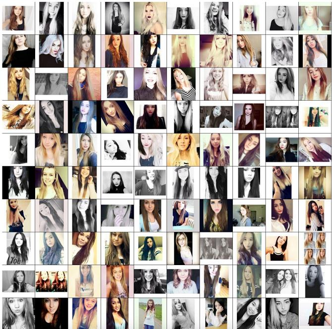 100 kiểu chụp ảnh