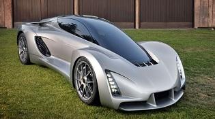 Siêu xe đầu tiên được 'in' 3D