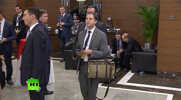 Full video Putin và Obama bị 'nghe lén' tại G20