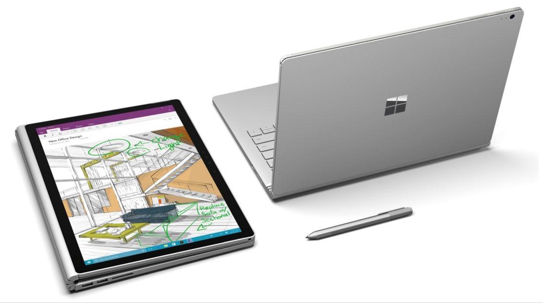 Apple sẽ không làm tablet lai như Surface Book