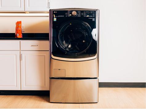 """LG ra mắt máy giặt """"kép"""" với lồng giặt phụ dạng ngăn kéo - 181959"""