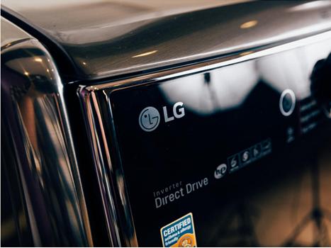 """LG ra mắt máy giặt """"kép"""" với lồng giặt phụ dạng ngăn kéo - 181960"""