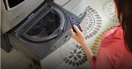 LG ra mắt máy giặt kép với lồng giặt phụ dạng ngăn kéo - ảnh 6