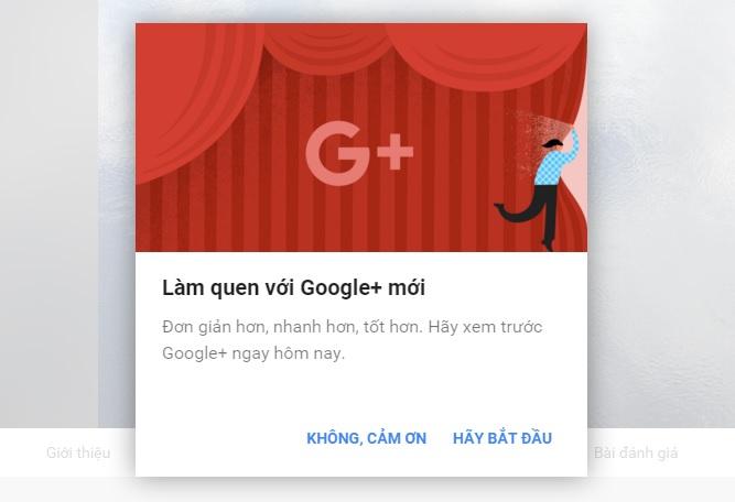 """Cách thức hoạt động mới của Google+ sẽ khá giống với mạng xã hội Reddit thay vì """"học hỏi"""" theo Facebook như trước đây."""