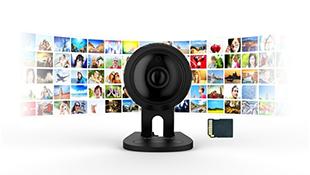 Samsung ra mắt camera an ninh SmartCam HD Plus