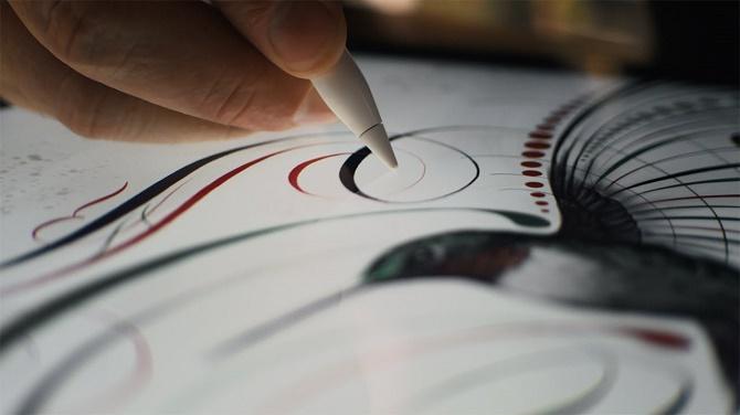 Jony Ive: Pencil không phải là để thay thế cho ngón tay