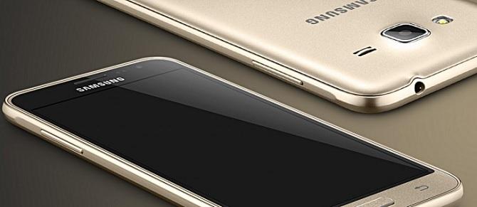 Samsung Galaxy J3 chính thức trình làng