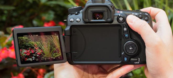 Top 10 máy ảnh DSLR tốt nhất giá dưới 25 triệu đồng