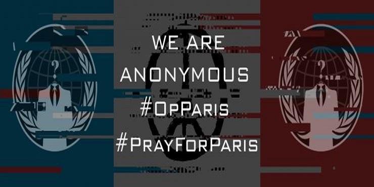 Hàng nghìn tài khoản bị Anonymous vạch mặt... không thuộc về ISIS
