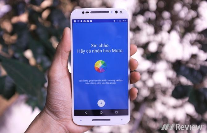 Trải nghiệm nhanh Motorola Moto X Style chính hãng