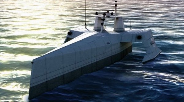 Tàu săn ngầm robot của hải quân Mỹ sắp hoàn tất
